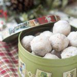Печенье с орехом и палео